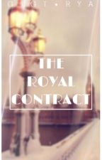 The Royal Contract  by gigi0rya
