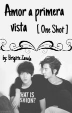 Amor A Primera Vista [ ChanBaek ] ( ONE SHOT ) by BrigitteSoo