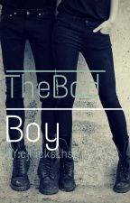 The Bad Boy  by Lost_gurl_