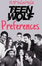 Teen Wolf Preferences  by ItsMaliaHale