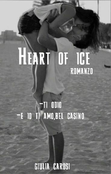 Heart Of Ice#Wattys2016