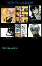 Desmotivaciones Y Memes De Series by BarryAllem