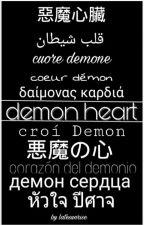 Demon Heart | H.S (Wolno Pisane) by latesunrise