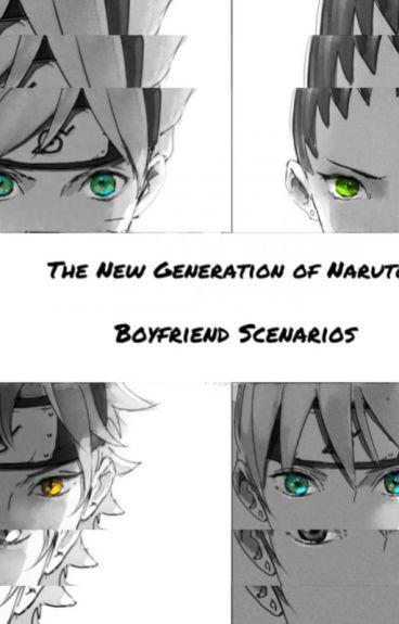 The New Generation of Naruto: Boyfriend Scenarios