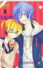 Len X Kaito  by conita58
