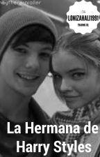 La Hermana De Harry Styles- L.T by lonizahali1991