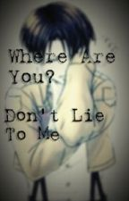 Where Are You? Don't Lie To Me. Cheater Levi x Reader  by Sierra_Leone36