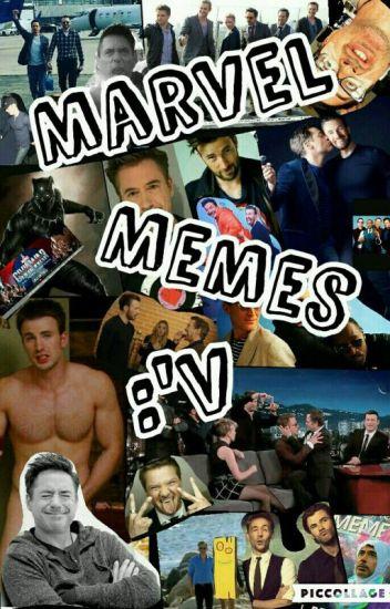 :3 MARVEL MEMES :'v