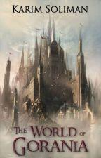 The World of Gorania by KMSullivan28