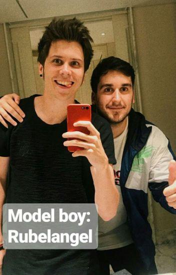 «Model boy • Rubelangel»