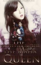 THE PURPLE EYED EMPRESS: The Mafia QUEEN by AlegriaSuarez