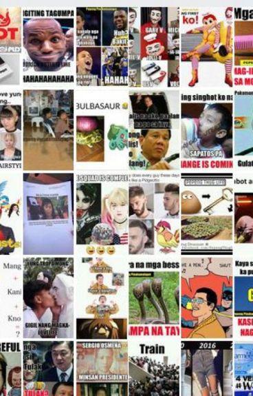 Ang Pinakamalupet na Memes! ~ ANG UNANG ALBUM!