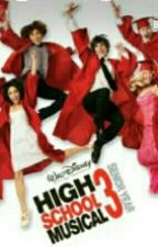 High School Musical 3 : La Graduación by gabi_23Montez