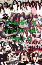 FIFTH HARMONY (CANCIONES) by pakitaladelrrioba