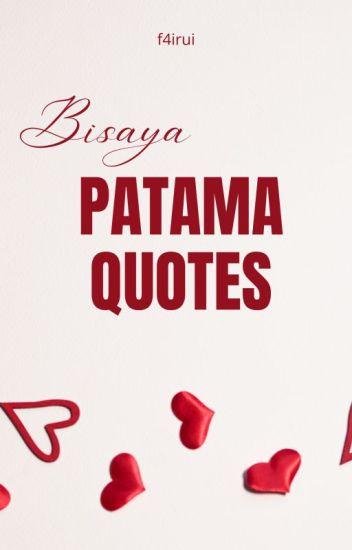 Bisaya Hugot Quotes - シ ♕ Ruth ♡ ツ - Wattpad