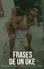 ✏ Frases De Un Uke. by mochiputa