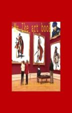 My Ike art book by cindy_the_princess
