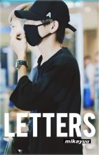 letters → mh + yh by -bittxrkook
