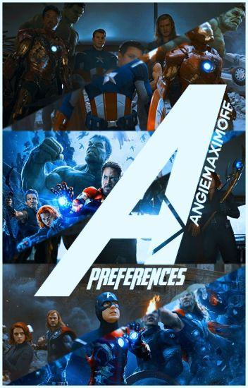 The Avengers ↭ Preferences