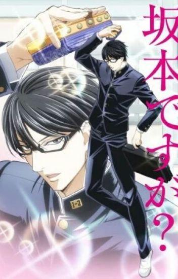 Sakamoto Desu Ga! x Reader oneshots!