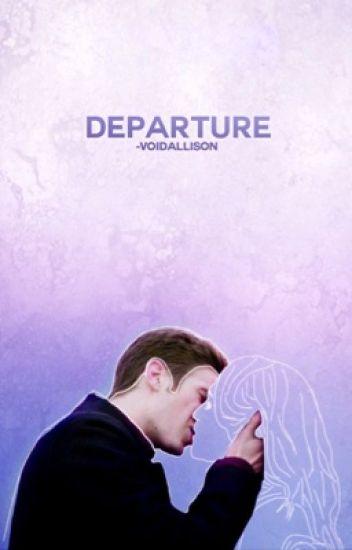 Departure ↠ Argent [3]