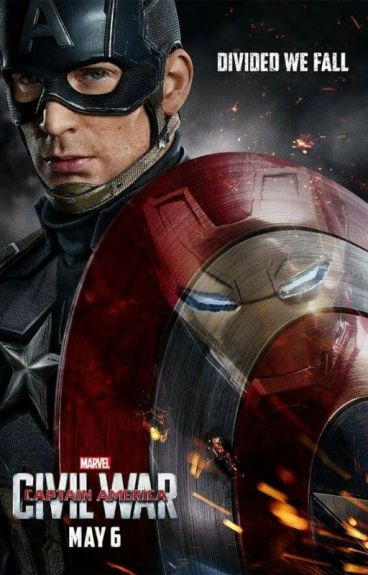 Captain America: Civil War (Revised) by Hiddles