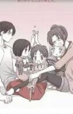 *Hanji X Levi ( Children )* (FINISHED) by hetalialover2033