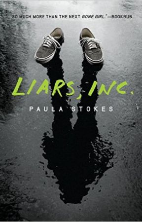 Liars, Inc. by pstokesbooks