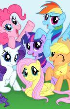 My little pony by emilygreece