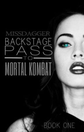 Backstage Pass to Mortal Kombat by MissDaggerOfficial