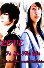 Love Is In The Air...(A Fanfic for Kyle Corvette Montefalco) by nekohime14