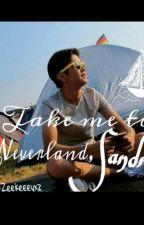 Take me to Neverland, Sandro by baexbaexx