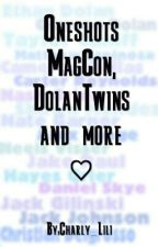 OneShots || DolanTwins | Magcon by Charly_Lili