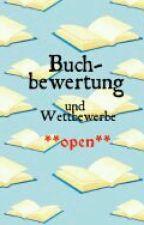 Buchbewertung und Wettbewerbe **open** by graggelgu