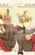 [Kagamine fanfiction]Cặp đôi yandere by Tsukuri2004