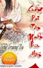 Cuồng Phi Tàn Nhẫn Bưu Hãn-Vị Ương Trương Dạ by mimilaaihaban