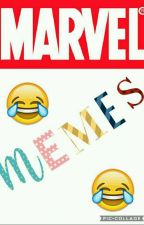 MARVEL MEMES by Glowstick-