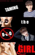 Taming the Bad Girl by ikonic_konfire