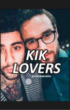 Kik Lovers (ziam)(completed) by muke_official