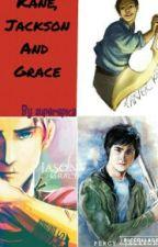 Kane, Jackson And Grace by superepic9