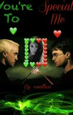 Draco Malfoy/Harry Potter: You're Special To Me #1 [VOLTOOID ] by xxnattiixx