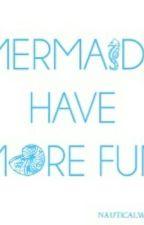 Mermaid Randomness by Emmsthemermaid