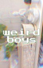Weird boys ✩ muke [s.u.] by dvrkmind