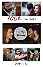 BİNBİR AŞK DEFÖM (1001 Deföm AUs) by BAkhyls