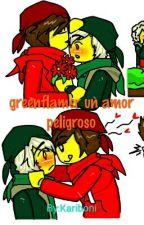 Greenflamer Un Amor Peligroso by Kariboni