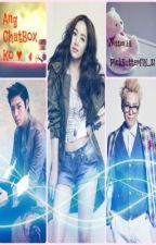 Ang ChatBOX ko by lxndrpnn