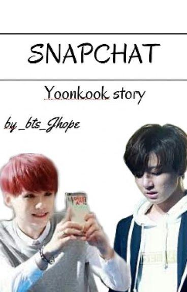 Snapchat [BTS - YoonKook]