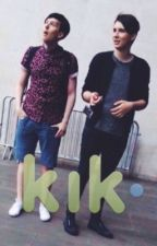 kik   a phanfiction [completed] by ChibiPhil