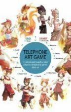 Téléphone Art Game by Jeuxderoles