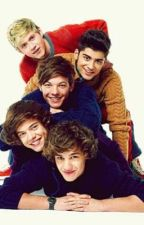 Adopted by one direction by awsomechik